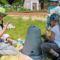 Zabawa gliną to sama radość dla dzieciaków