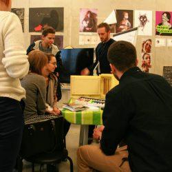 Warsztaty podczas WUD Silecia - ASP Katowice